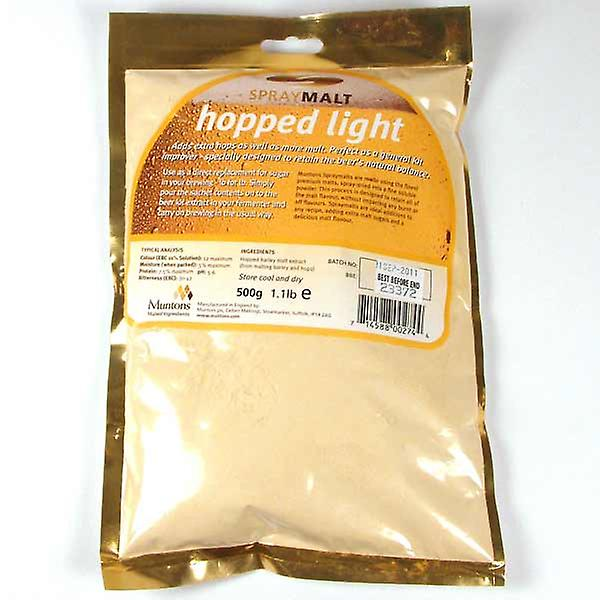 Muntons Spraymalt - Hopped Light