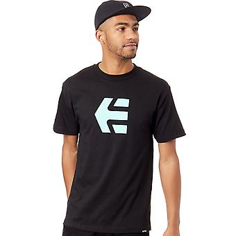 Etnies Black Mod Icon T-Shirt