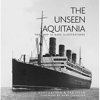 Aquitania الغيب-السفينة في الرسوم التوضيحية النادرة بصبي فيتش-9