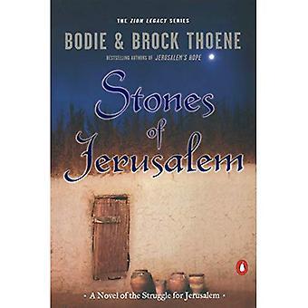Stones of Jerusalem: A Novel of the Struggle for Jerusalem: 5 (Zion Legacy)