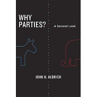 Warum Parteien?: einen zweiten Blick