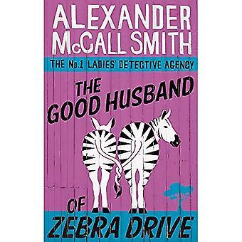 De goede man van Zebra station (nr 1 dames Detective Agency 8)