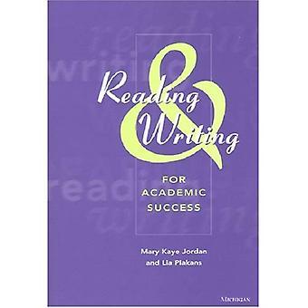 Läsning och skrivning för akademisk framgång
