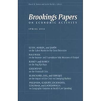 Brookings Papers on Economic Activity: Spring 2010