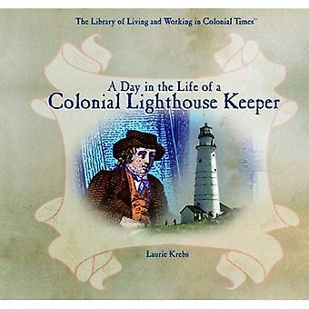 Une journée dans la vie d'un gardien de phare Colonial