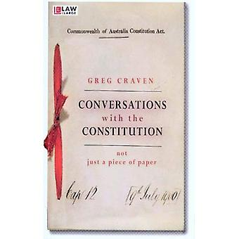 Gesprekken met de Grondwet: niet alleen een stuk van papier