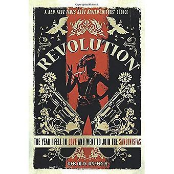 Révolution: L'année, je suis tombée amoureuse et est allé rejoindre les sandinistes