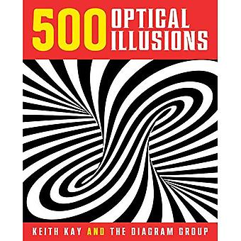 500 optiska illusioner