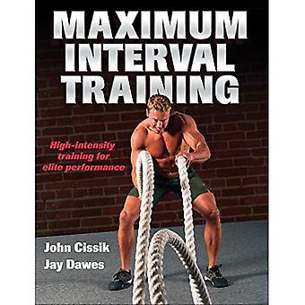 Maximale intervaltraining
