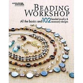 Beading Workshop (Leisure Arts #4818)