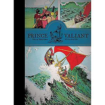 Prince Valiant Vol.4: 1943-1944 (Prince Vaillant