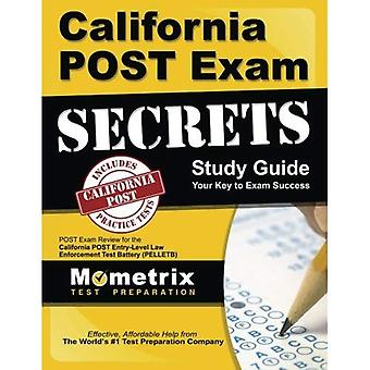 California POST Exam Secrets Study Guide: POST Exam Review for the California Post Entry-Level Law Enforcement...