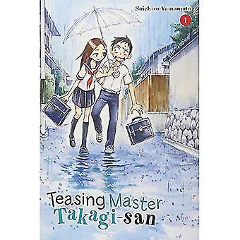 Retas Master Takagi-san, Vol. 1