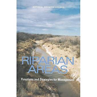 Las áreas ribereñas: Funciones y estrategias para la gestión