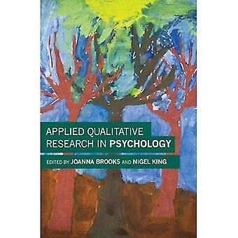 Applied Qualitative Research� in Psychology