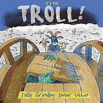 C'est le Troll: Lift-the-Flap Book