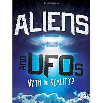 Buitenaardse wezens en UFO's: mythe of realiteit? (Onderzoek naar Unsolved Mysteries)