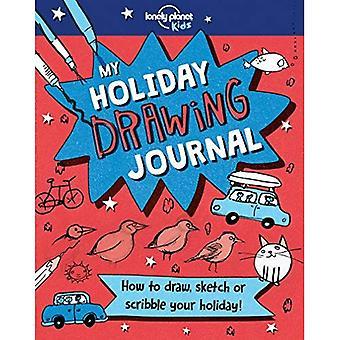Mon livre de vacances dessin (Lonely Planet Kids)