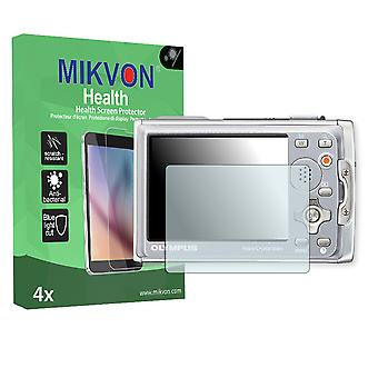 Olympus Stylus Tough-6020 Screen Protector - Mikvon Health (Retail Package with accessories)