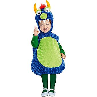 Ganske Monster Toddler Costume