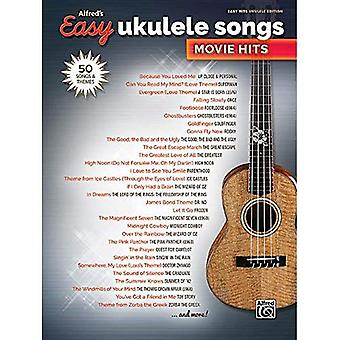 Alfred's Easy Ukulele Songs� -- Movie Hits: 50 Songs and Themes (Alfred's Easy)