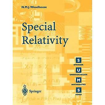 Relatividade especial (Springer graduação matemática)