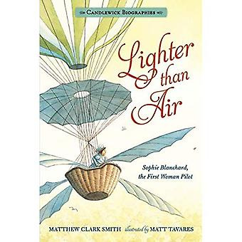 Lighter Than Air: Sophie Blanchard, the First Woman Pilot: Candlewick Biographies (Candlewick Biographies)