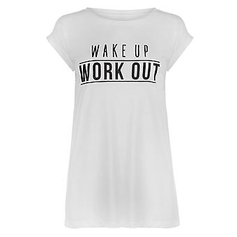 USA Pro Womens Slogan T Shirt Ladies