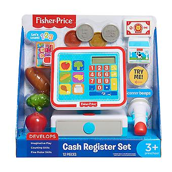 Fisher Price Cash Register With Squishy Food