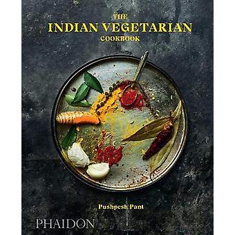 Den indiska vegetariska kokboken av Pushpesh byxa - 9780714876412 bok