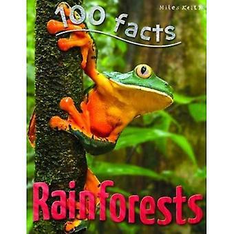 Forêts tropicales 100 faits