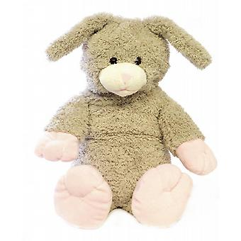 Soft Novelty 3D Cover Kids 750ml Hot Water Bottle: Bunny