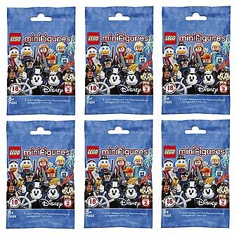 LEGO 71024 Minifigures figurki Disney Series 2-6 dane zbierane losowo