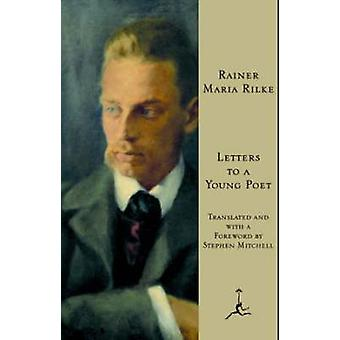 Letters to a Young Poet (New edition) by Rainer Rilke - Stephen Mitch