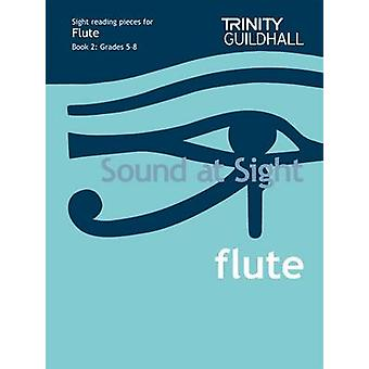 Sound at Sight Flute Book 2 - Grades 5-8 - Sample Sight Reading Tests f
