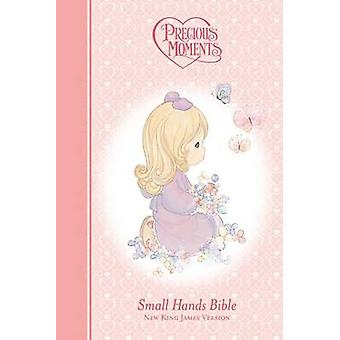 Precious Moments Holy Bible - Pink NKJV by Thomas Nelson - 9781400315