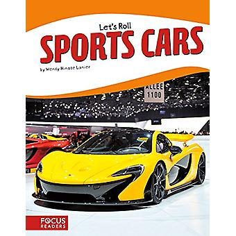 Sports Cars by Wendy Hinote Lanier - 9781635171068 Book