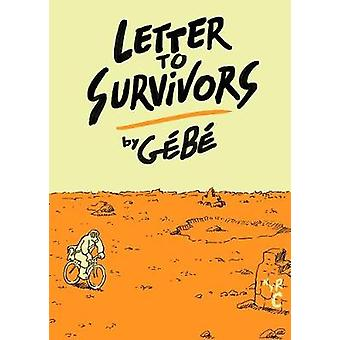 Letter To Survivors by Letter To Survivors - 9781681372402 Book