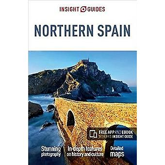 Insight Guides Northern Spain - 9781786717221 Book