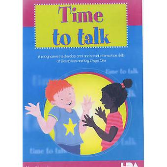 Time to Talk - A Programme to Develop Oral and Social Interaction Skil