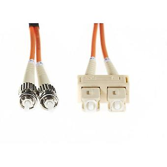 Sc-St Om1 Multimode Fibre Optic Cable