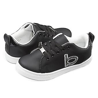 Bebe Kids Filles Low Top Lace Up Sneakers With Studs Bebe Kids Girls Low Top Lace Up Sneakers With Studs Bebe Kids Girls Low Top Lace Up Sneakers With Studs Bebe