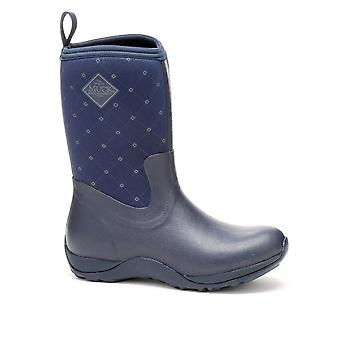 Arctic Weekend Wellington Boot Quilted