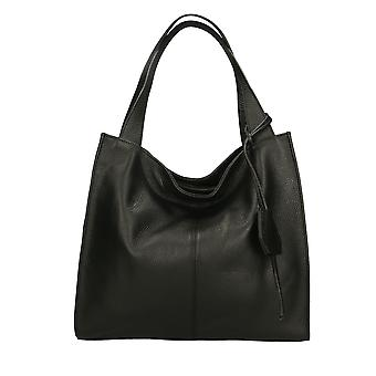 Leather shoulder bag Made in Italy AR3312