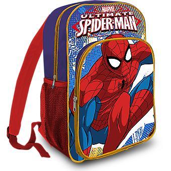 Kids Euroswan Adaptable Trolley 42Cm Spider-Man