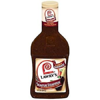 Lawry's Signature Steakhouse 30 Minute Marinade