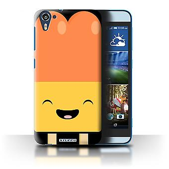 STUFF4 Case/Cover for HTC Desire 826/Ice Lolly/Kawaii Food