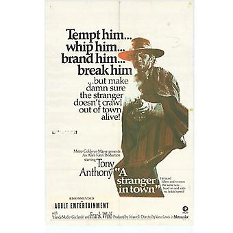 A Stranger in Town Movie Poster Print (27 x 40)