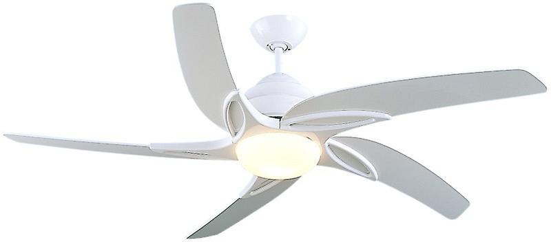 Ceiling fan Viper white with lighting 112 cm / 44