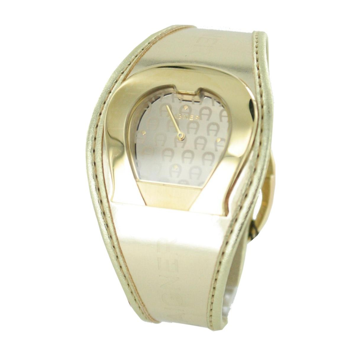 Aigner Rantai Gold Cover Wiring Diagram 2018 A46606 Casoria Ladies Watch Wristwatch Leather Band Tone